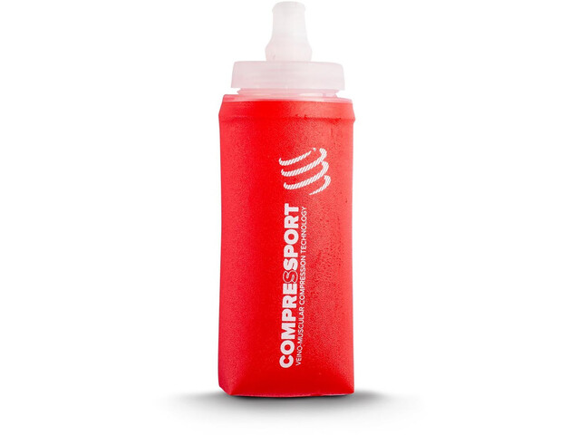 Compressport Ergo Softbottle 300ml Red